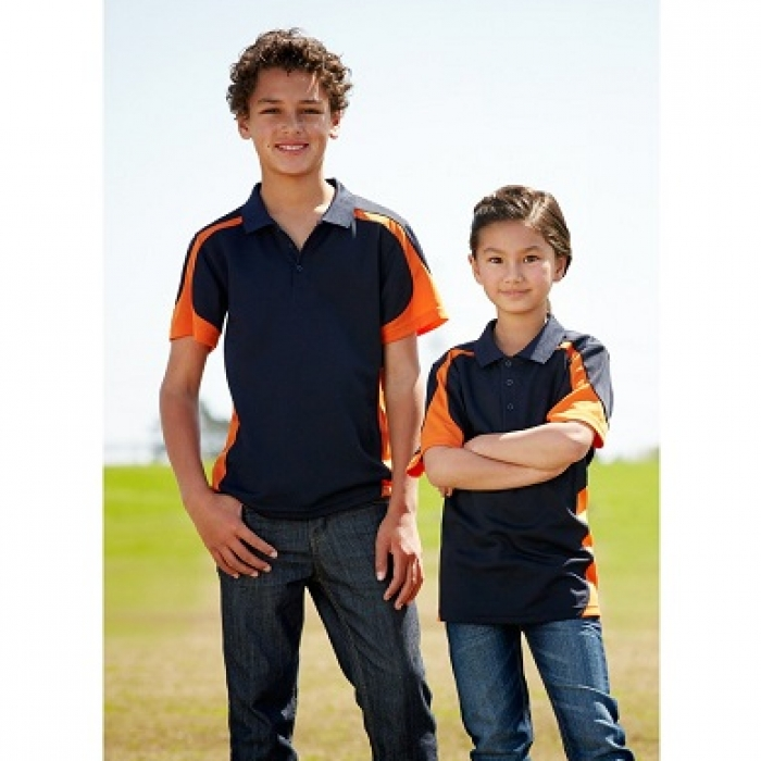 Talon Mesh Polo - Kids