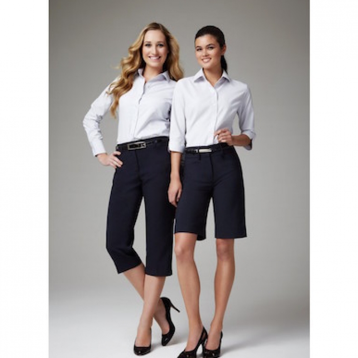 Classic 3/4 Cropped Pant - Ladies