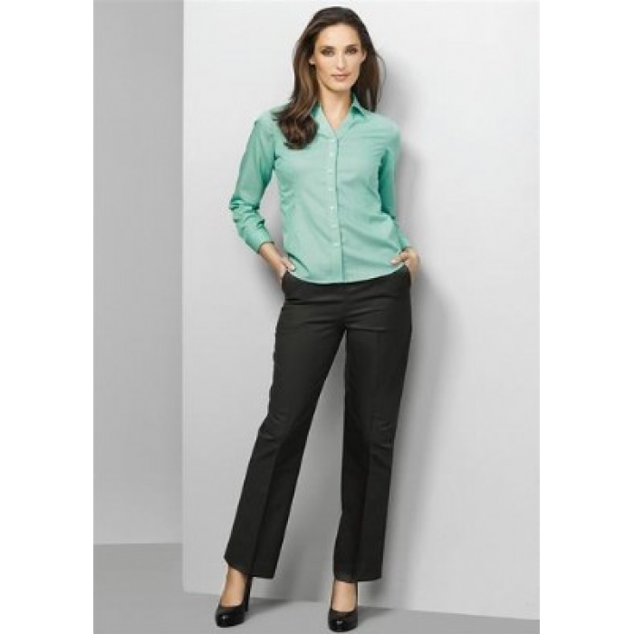 Cool Stretch Plain Easy Fit Pant - Ladies