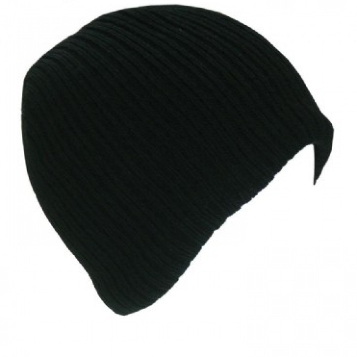 Cable Knit Fleece Lined Beanie