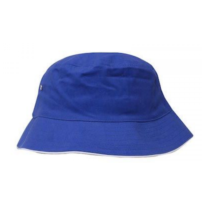 Brushed Sports Twill - Bucket Hat
