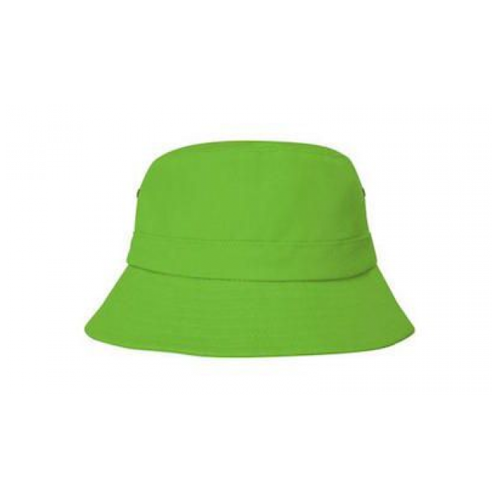 Brushed Sports Twill - Childs Bucket Hat