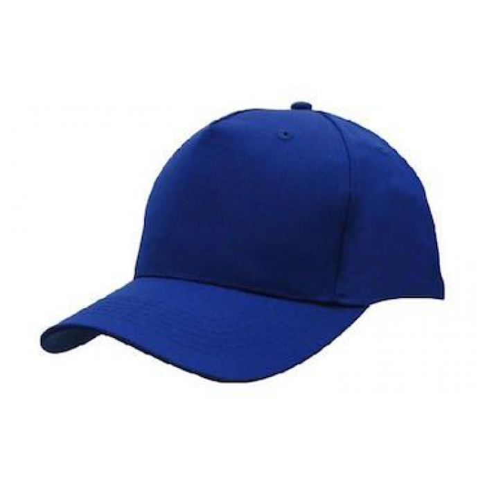 Breathable Poly Twill Cap - 5 Panel