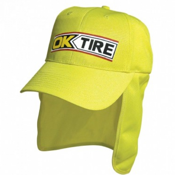 Luminescent Safety Cap - With Flap