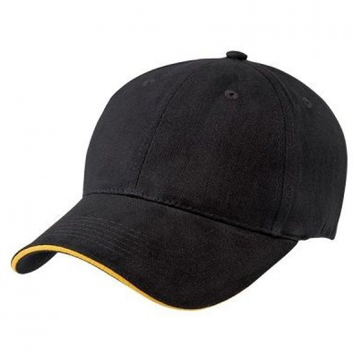 Premium Soft Cotton Sandwich Cap