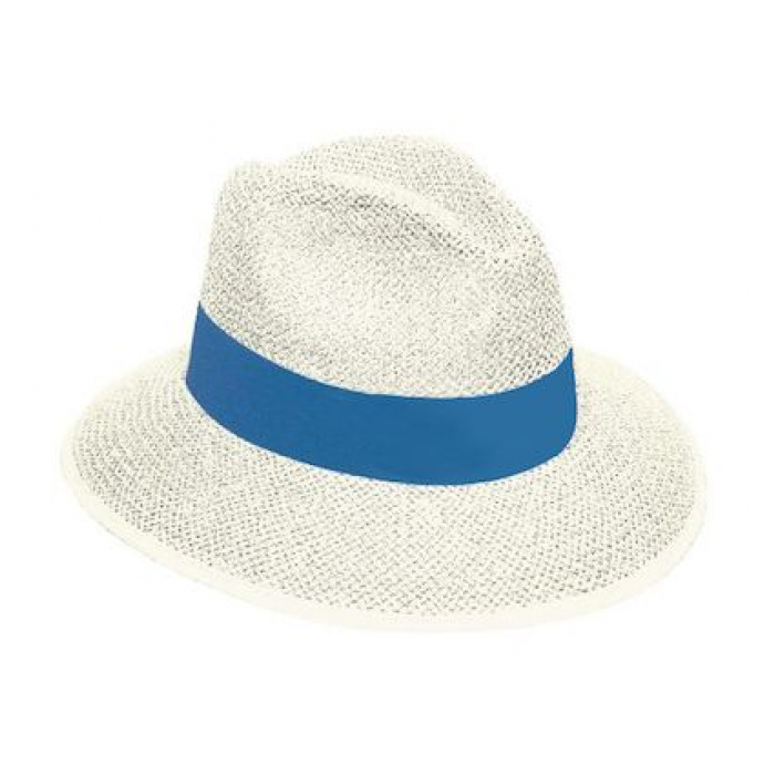 Madrid Style String Straw Hat - Material Under