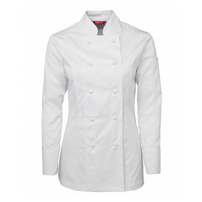 Chef Jacket L/S - Ladies