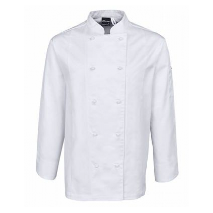 Vented L/S Chef's Jacket - Unisex