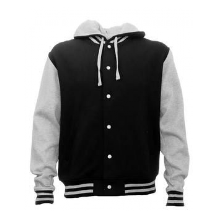 Hooded Letterman - Adults
