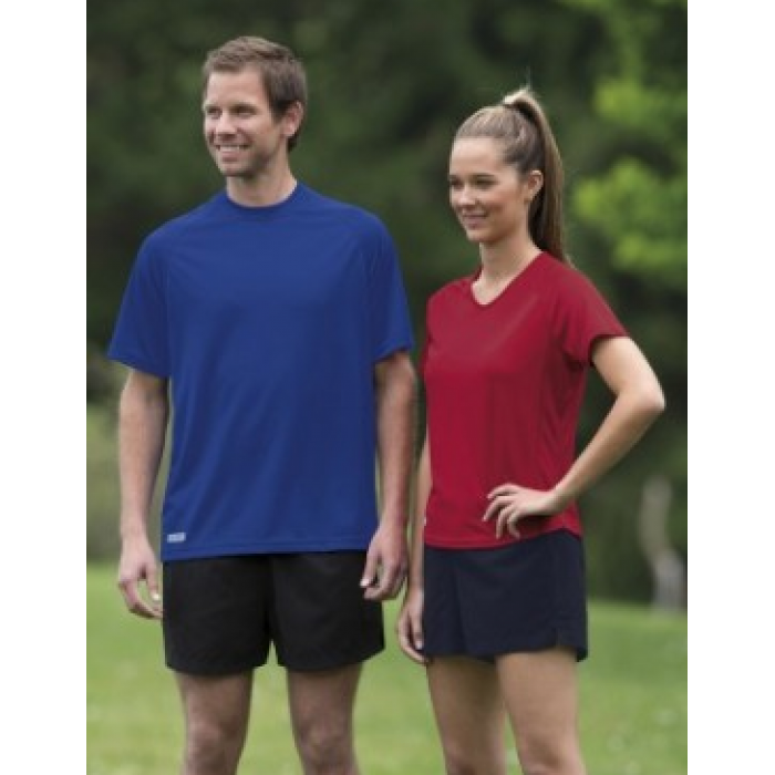 Dri Gear Plain Raglan - Women