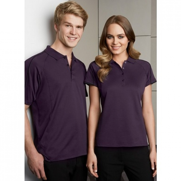 Blade Cotton-rich Polo - Ladies