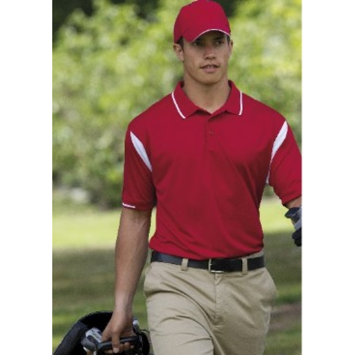 Dri Gear Insert Polo - Adults