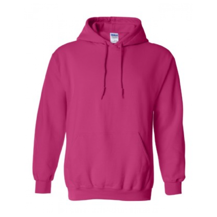 Hooded Sweatshirt-Heavy - Adult