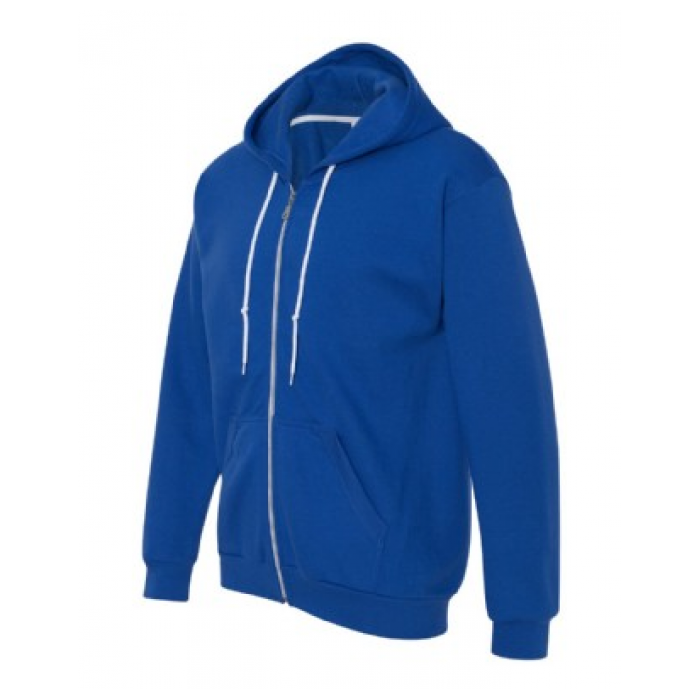 Full Zip Hooded Sweatshirt - Women's