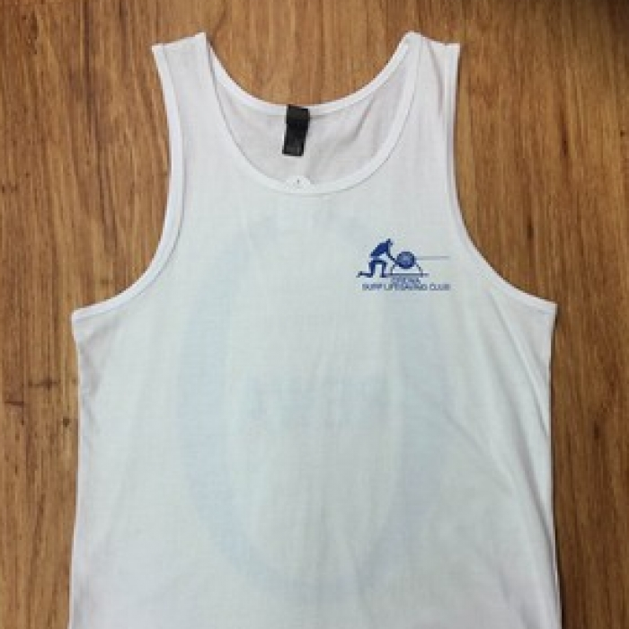 Lowdown Singlet - Mens -OSLSC