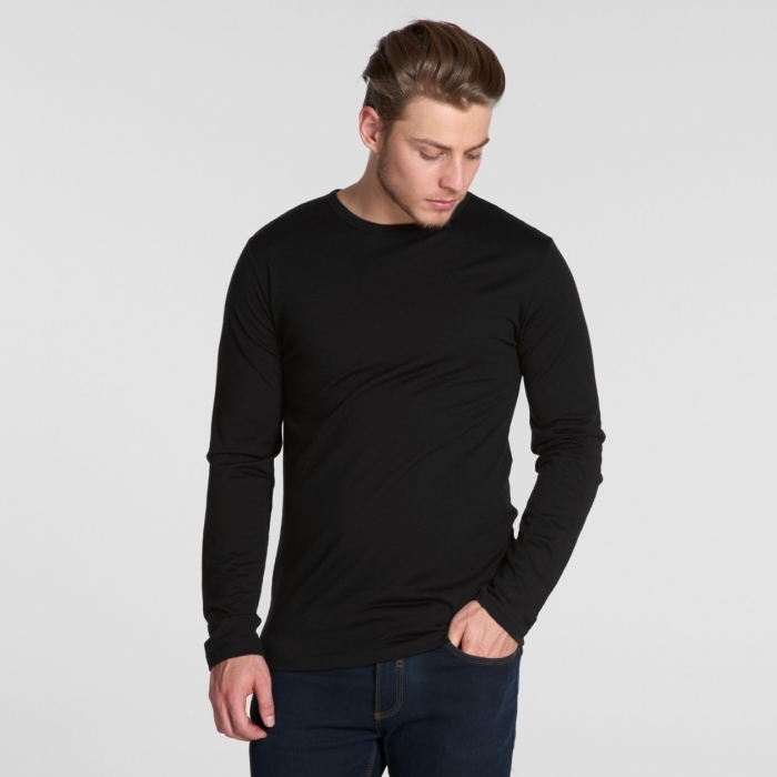 Merino Long Sleeve Tee