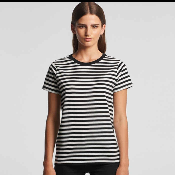 Maple Stripe Tee