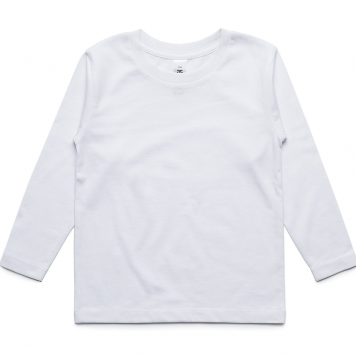 Youth Long Sleeve Tee - Kids