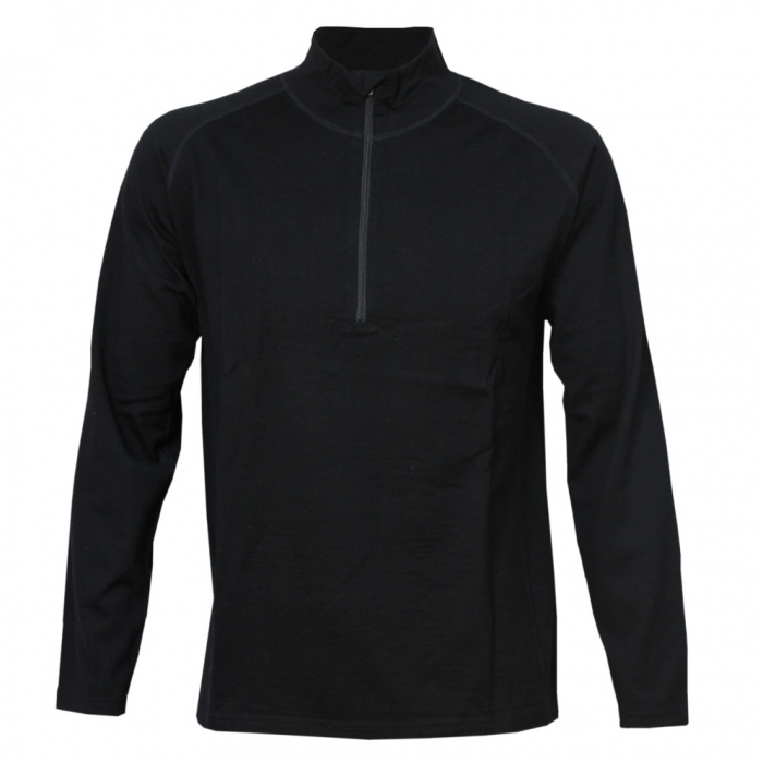 Alpine Merino 1/2 Zip - Kids