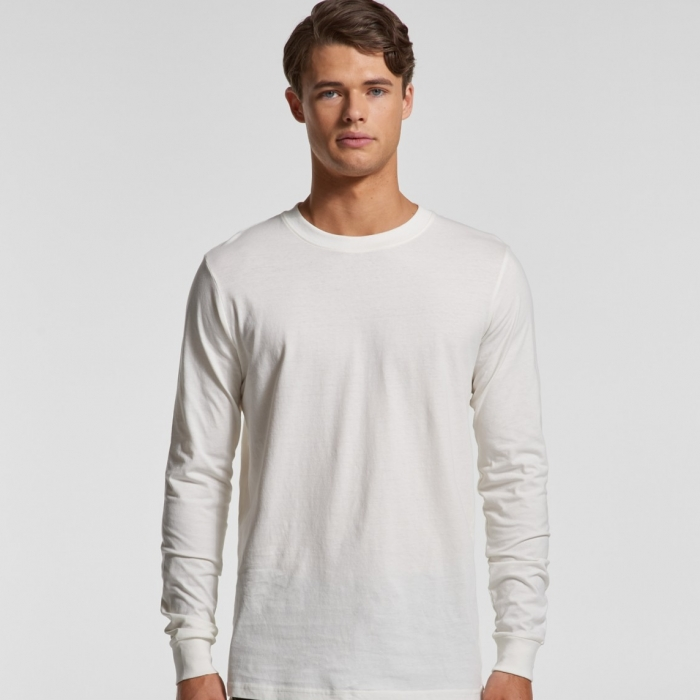 Base Organic Long Sleeve Tee