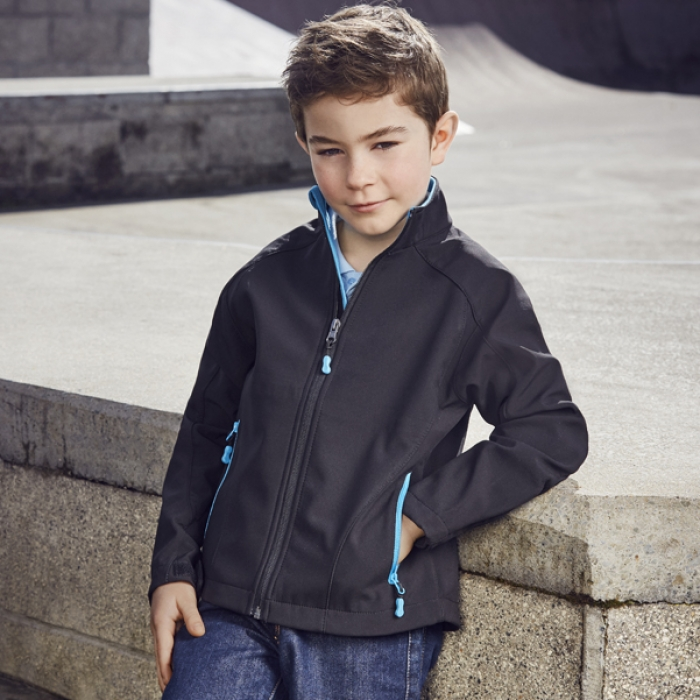 Geneva Soft Shell Jacket - Kids