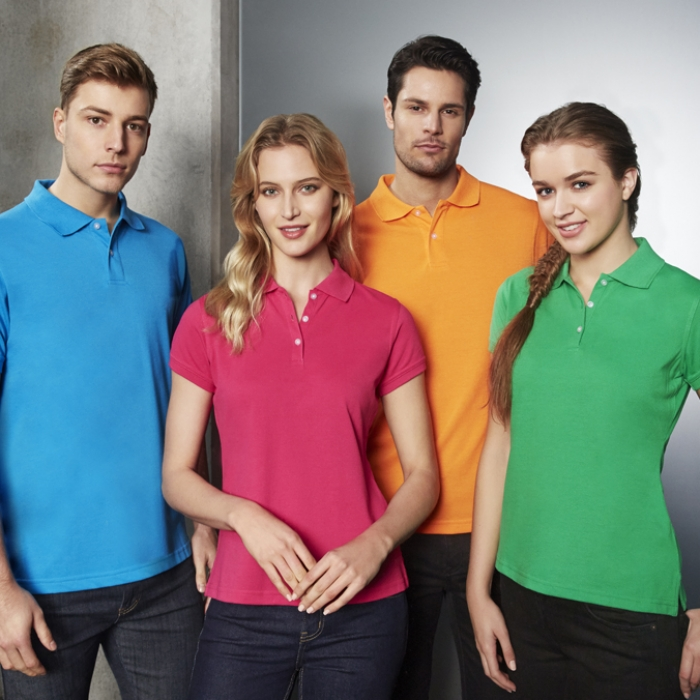 Neon Polo - Ladies