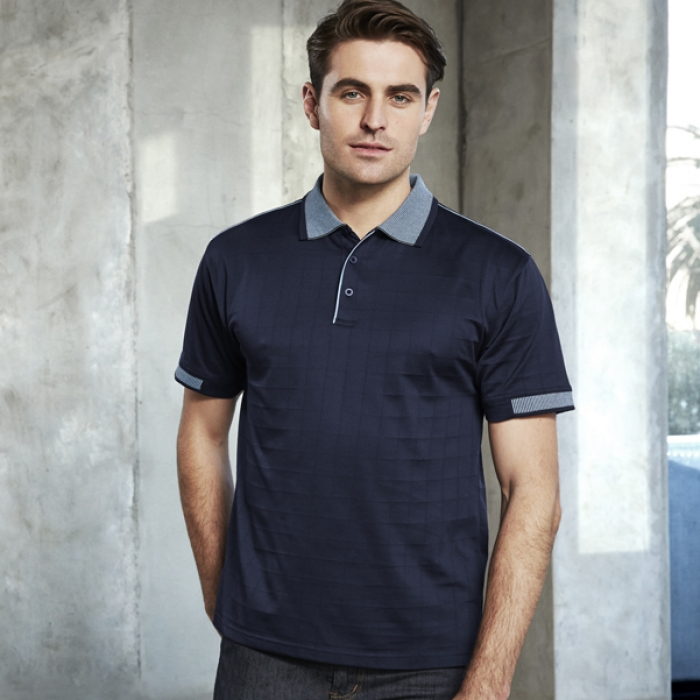Noosa Self Check Polo - Mens