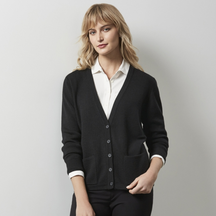Woolmix Cardigan - Ladies
