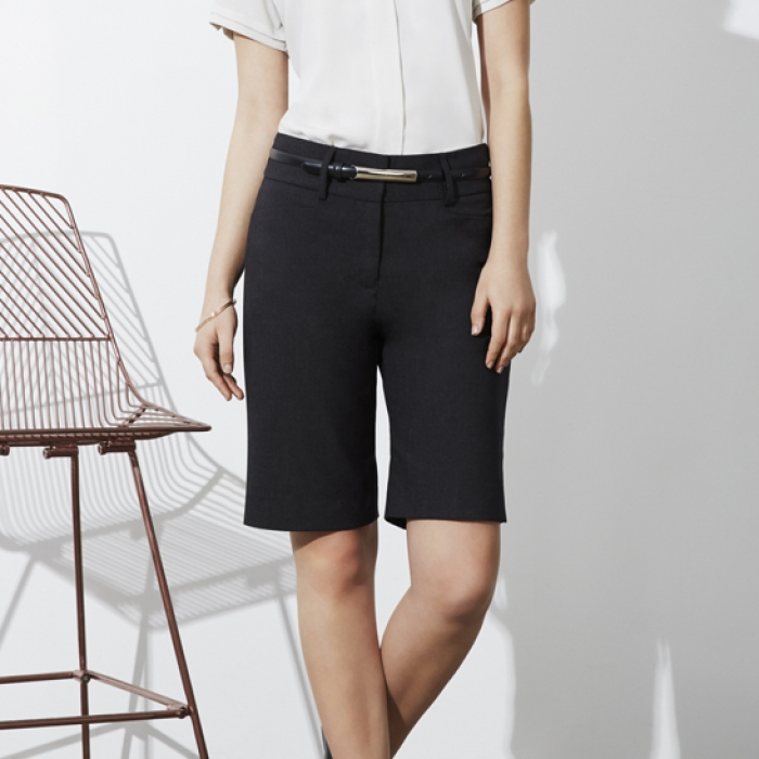 Classic Above Knee Shorts - Ladies