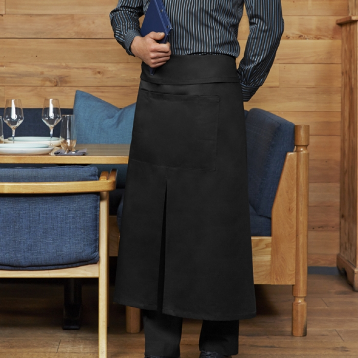 Continental Style - Full Length Apron