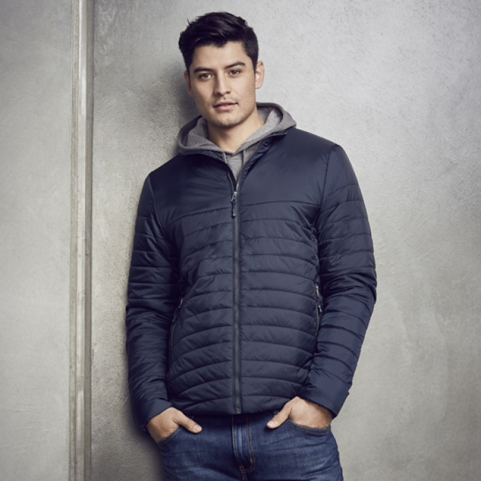Expedition Quilted Jacket - Mens