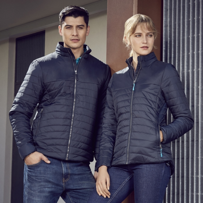 Expedition Quilted Jacket - Ladies