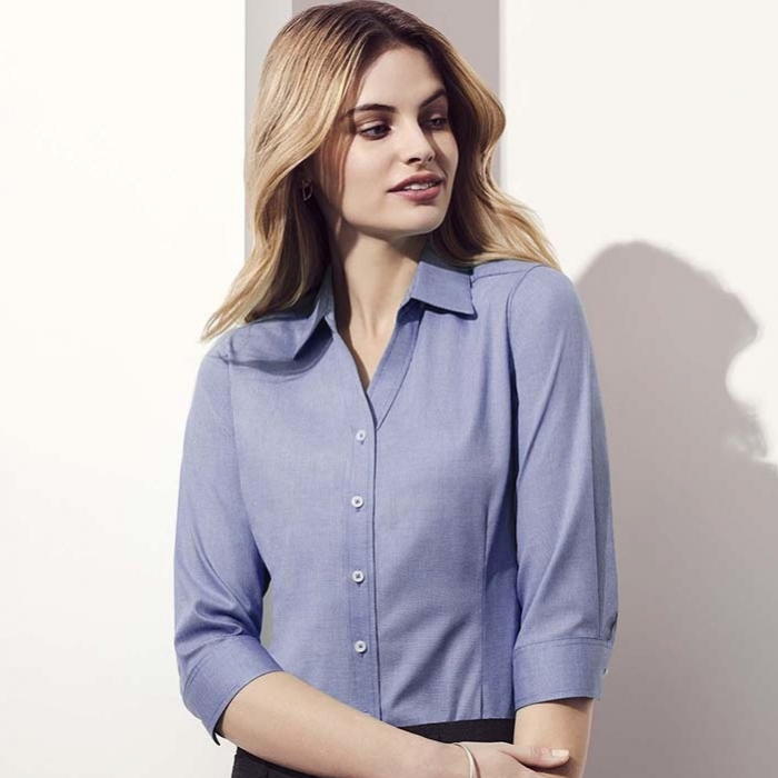 Hudson Ladies  3/4 Shirt