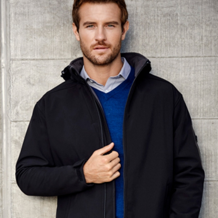 Summit Soft Shell Jacket - Mens