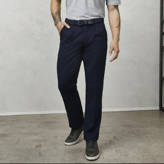 Detroit Mens Pant - Reg & Stout
